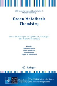 Green Metathesis Chemistry