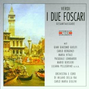 Verdi,Giuseppe-I Due Foscari