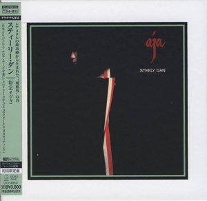 Aja-Platinum SHM CD