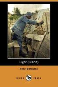 LIGHT (CLARTE) (DODO PRESS)