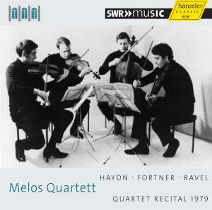 Quartettrecital 1979