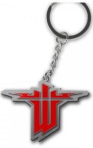 Wolfenstein - Schlüsselanhänger - Logo