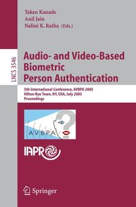 Audio- and Video-Based Biometric Person Authentication