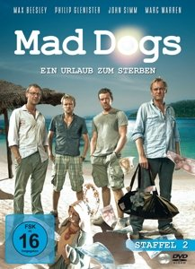 Mad Dogs (Die komplette Staffel 2)