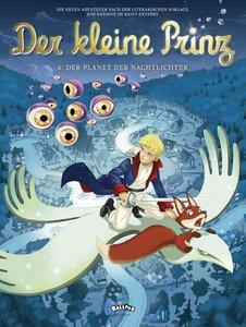 Der kleine Prinz 06. Der Planet der Nachtlichter