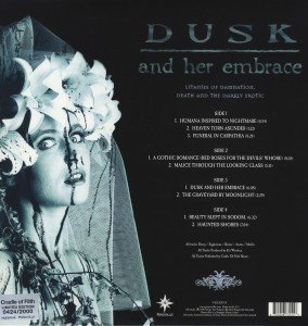 Dusk And Her Embrace