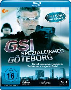 GSI-Spezialeinheit Göteborg-Box (Blu-ray)