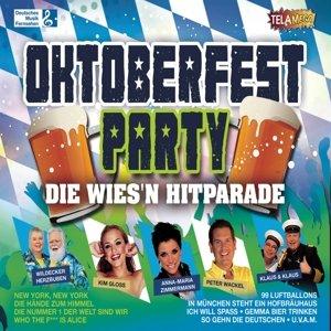 Various: Oktoberfest Party - Die Wies'n Hitparade (3CD)