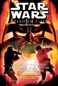 Star Wars Episode I-III Sammelband