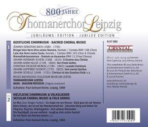 800 Jahre Thomanerchor Leipzig (Jubiläums Edition)