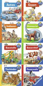 Ravensburger Mini-Bilderspaß - Wieso? Weshalb? Warum? Nr. 2 (8er