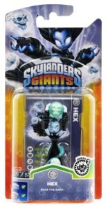 Skylanders: Giants Single Character - Hex