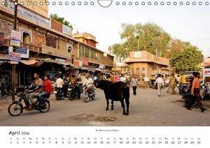Indien - Land der Gegensätze (Wandkalender 2016 DIN A4 quer)