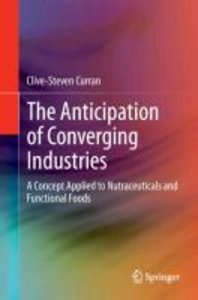 The Anticipation of Converging Industries