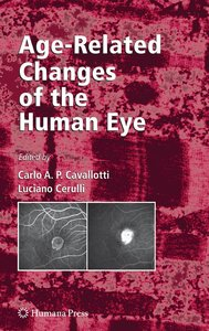 Age-Related Changes of the Human Eye