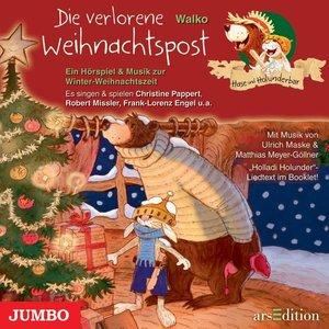 Hase und Holunderbär. Die verlorene Weihnachtspost