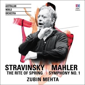 Zubin Mehta conducts Stravinsky and Mahler