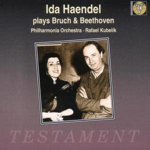 Ida Haendel Spielt Bruch & Beethoven