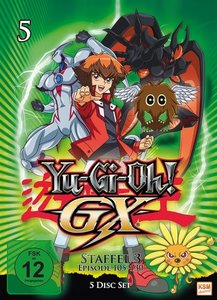 Yu-Gi-Oh! GX - Staffel 3.1: Episode 105-130