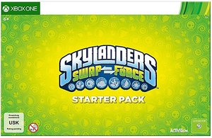 Skylanders Swap Force - Starter Pack