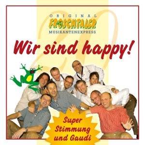 Wir sind happy!