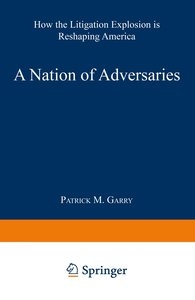 A Nation of Adversaries