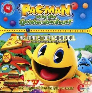 (4)Original HSP TV-Pac-Man Stopft Sich Voll