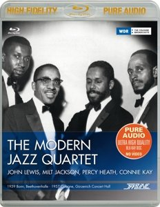 The Modern Jazz Quartet 1959 Bonn+1957 Köln