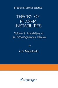 Theory of Plasma Instabilities