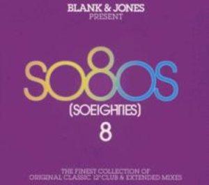 Blank & Jones Present: So80s (So Eighties) 8 (Delu