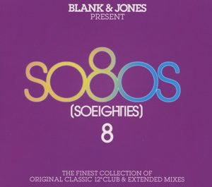 Blank & Jones Present: So80s (So Eighties) 8 (Delu
