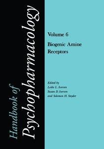 Biogenic Amine Receptors