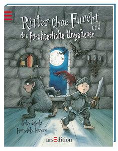 Kleiner Bilderbuchschatz - Ritter Ohne Furcht und das fürchterli