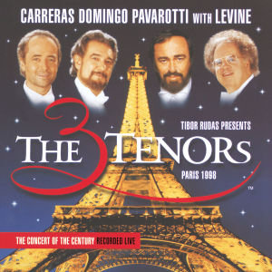DREI TENÖRE IN PARIS,1998