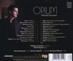 Opium-Melodies Francaises