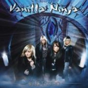 Vanilla Ninja: Blue tattoo