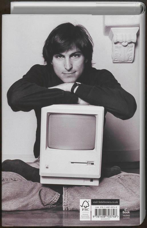 Steve Jobs - zum Schließen ins Bild klicken