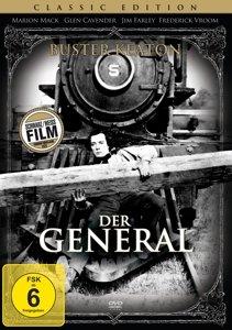 Buster Keaton - Der General