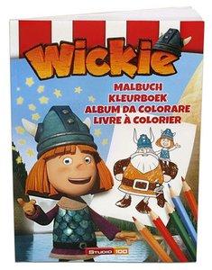 Wickie und die starken Männer. Malbuch