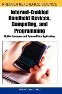 Internet-Enabled Handheld Devices, Computing, and Programming: M