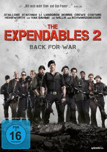 The Expendables 2-Back For War