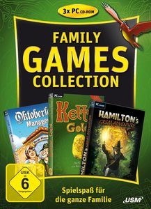 Family Games Collection - 3er Box