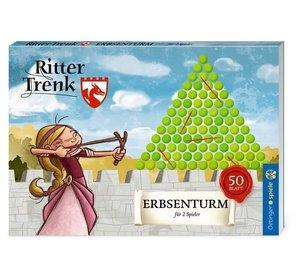 Der kleine Ritter Trenk Blockspiel Erbsenturm
