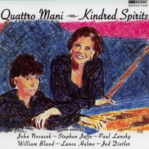 Quattro Mani-Kindred Spirits