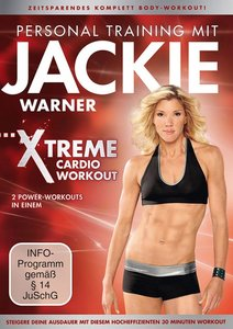 Personal Training Jackie Warner - Xtreme Cardio Workout