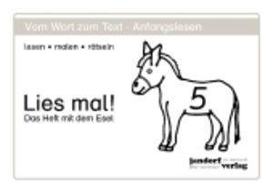 Lies mal! Heft 5. Das Heft mit dem Esel