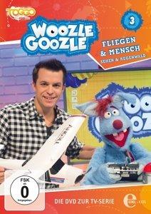 (3)DVD z.TV-Serie-Fliegen Und Mensch
