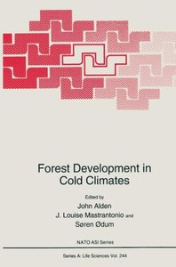 Forest Development in Cold Climates