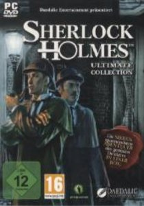 Sherlock Holmes-Ultimate Collection (PC-CD)