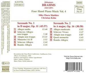 Vierhändige Klaviermusik Vol.4